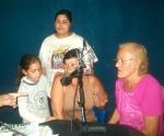 Visita Radio hablando